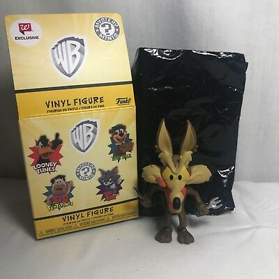 Wile E Coyote Funko Walgreens Exclusive WB Looney Tunes Mystery Mini Figure