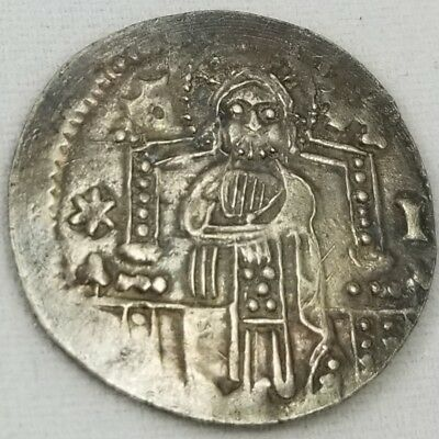 Byzantine Ancient Silver Coin