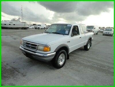 1997 Ford Ranger XLT 1997 XLT Used 4L V6 12V Manual 4WD Pickup Truck