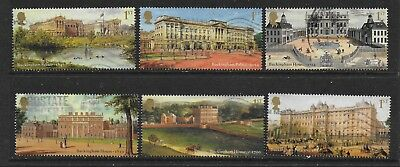 1) GB Stamps 2014  Buckingham Palace Full Set. Good used.