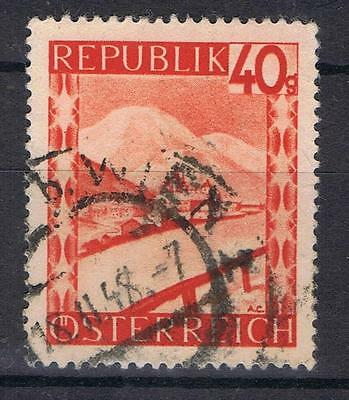 Austria 1947 Views 40g SG 1078 Used