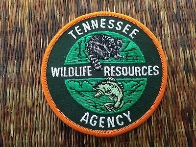Tennessee Wildlife Resources patch