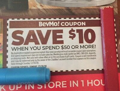 Save with BevMo coupons and discounts: