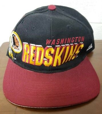 Vtg Washington Redskins Sports Specialties Snapback Hat Team NFL Cap 1990 s 0da1368fe