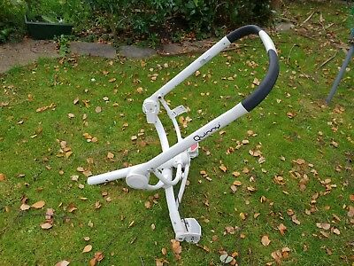 Quinny Moodd White Pushchair Chassis / Frame