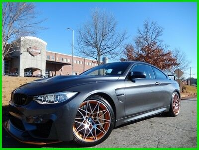 2016 Bmw M4 M4 Gts Coupe Msrp $134,200 Just In Local Trade Clean Carfax Cheapest In Country
