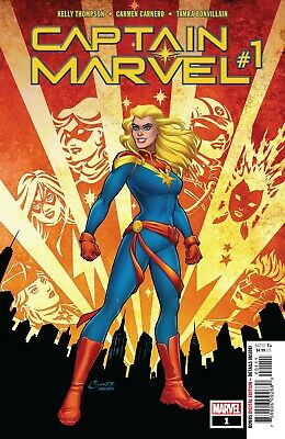 Captain Marvel #1 (09/01/2019)