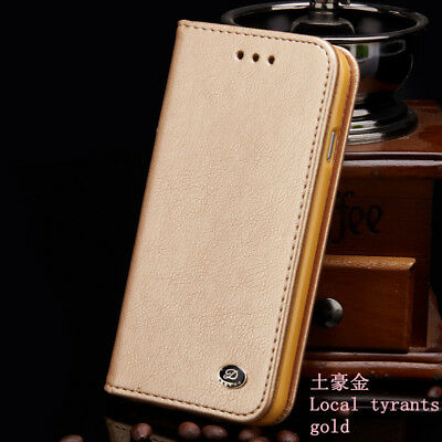 Fashion Luxury Magnetic Flip Cover Stand Wallet Leather Case For iPhone 5 5s SE