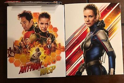Ant-Man And The Wasp Target Exclusive 4k / Blu-ray. No digital code.