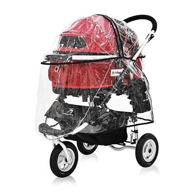 AirBuggy for Dog Rain Cover for Dog Stroller Accessories (only Rain Cover) new.