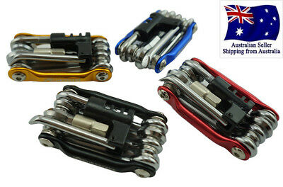 SALE!!  Multi-function Bike Bicycle Chain Extractor Cycling Repair Tools Kit MTB