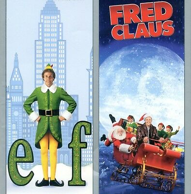 2 Christmas PG movies: Elf, Fred Claus, new DVDs Will Ferrell, Vince Vaughn