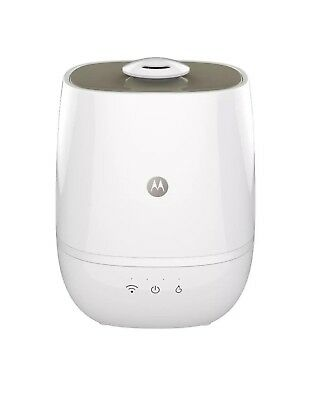Motorola Smart Nursery Humidifier + Connected Humidifier Air Water Filtration