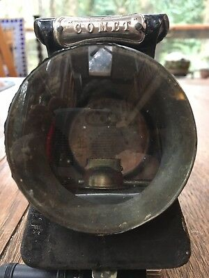 Comet 1800's Kerosene Bicycle Light