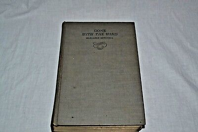 Gone With the Wind by Margaret Mitchell Hardcover September 1936