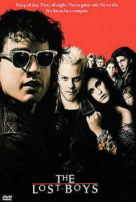 The Lost Boys (DVD, 1998) RARE 1987 HORROR COMEDY BRAND NEW ORIGINAL SNAPCASE