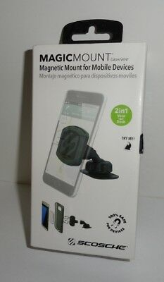 Scosche MagicMount Magnetic Mount for Mobile Devices - MAGDV-XTSP1