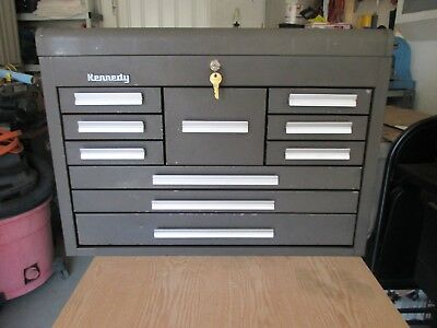 Kennedy 10 Drawer Tool Chest #360