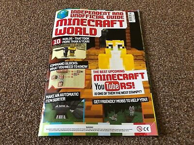 Minecraft World Magazine Issue 11