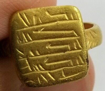 Islamic ancient Gold ring