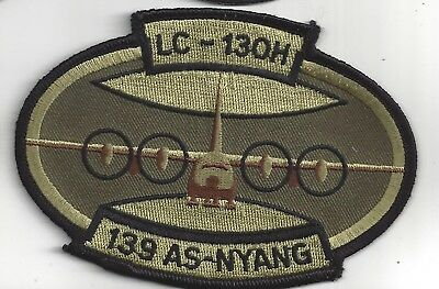 "Patch Usaf 139Th Airlift Sq New York   Air National Guard Ocp 3 1/2"" X 5"""