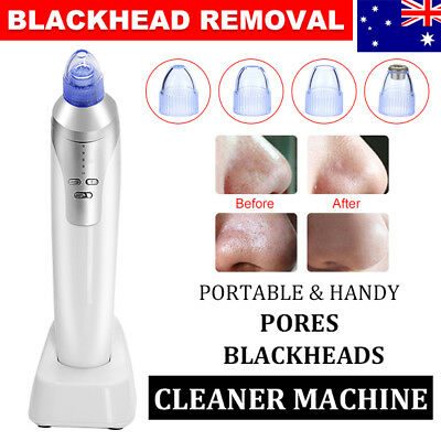 Microdermabrasion Comedo Vacuum Suction Pore Blackhead Remover Skin Care Machine