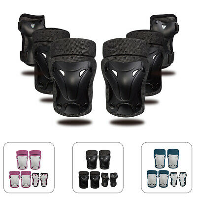 6 PCS Child Kids Skating Protective Gear Set for Multi-Sports Ice Cycling Ski