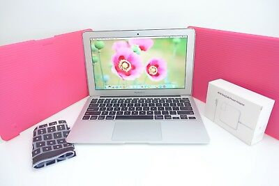 """GET 5% OFF! MacBook Air 11"""" 2012 ++STM CASE++128SSD Core i5 4GB RAM + FREE post"""