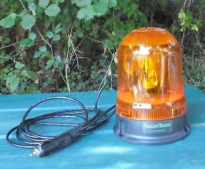 Brand New...magnetic Rotating Amber Beacon Astral - Free Postage