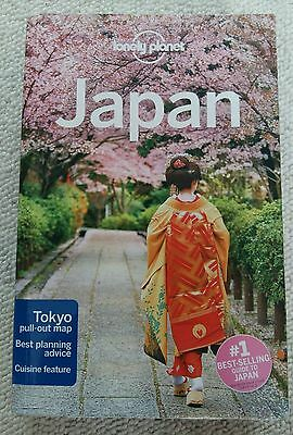 Lonely Planet Japan Travel Guide (Paperback 2015) by Wendy Yanagihara, Rebecca M