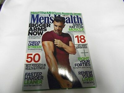 Men`s Health Magazine - October  2018