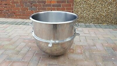 60 Quart Crypto Peerless Planetary Mixing Bowl Excellent Condition.