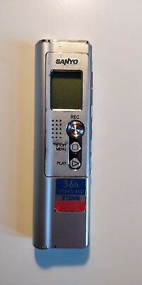 Sanyo ICR-A181M Digital voice recorder - dictaphone