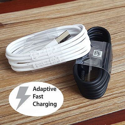 2 x Original Type-C Cable Fast Charging Cable for Samsung Galaxy S8 + C9 C7 C5