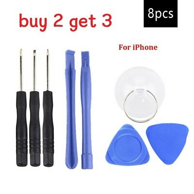 8pcs-set-Cell-Phones-Opening-Repair-Pry-Tools-Kit-Screwdrivers-iPhon  Samsung
