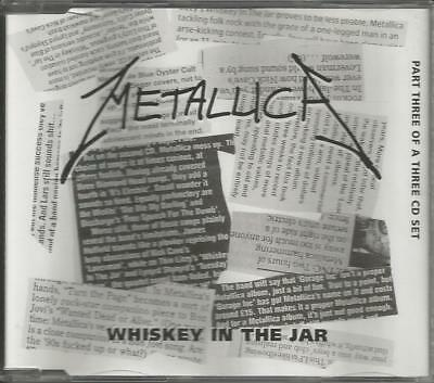 Metallica Whiskey In The Jarturn The Page Sehr Rare 7 Jukebox