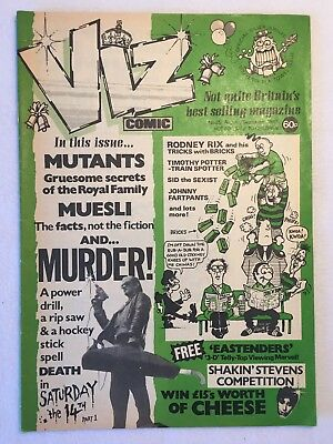 Viz comic - Issue 25 - Excellent  condition - August / Sep 1987 - Over 18s only.