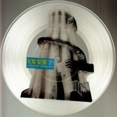 """VOW WOW Helter Skelter 10"""" VINYL UK Arista 3 Track Pic Disc B/W Keep On Moving"""