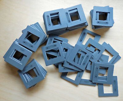 100 x GEPE SLIDE MOUNTS