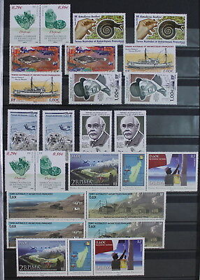 British Antarctic Territory Collection of MNH Stamps & Sheets #A3686