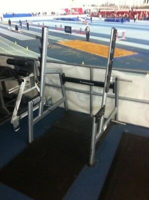 Olympic Squat Frame Rack - Heavy Duty, For Commercial Gym Use