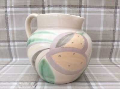 RARE Early Susie Cooper Hand-painted Art Deco Jug c.1933