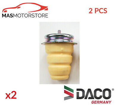 2x PK0244 DACO REAR RUBBER BUFFER BUMP STOP PAIR P NEW OE REPLACEMENT