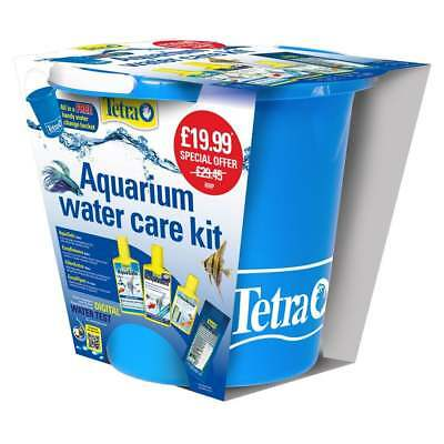 Tetra Aquarium Fish Tank Water Care Maintenance Cleaning Kit
