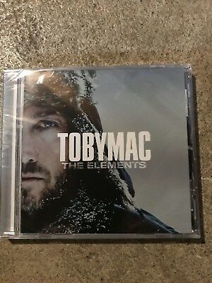 TobyMac The Elements CD CHRISTIAN FOREFRONT 2018  FREE SHIPPING