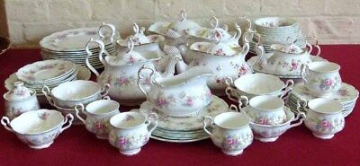 Royal Albert ' Colleen ' Tea Set And Tableware - English Bone China