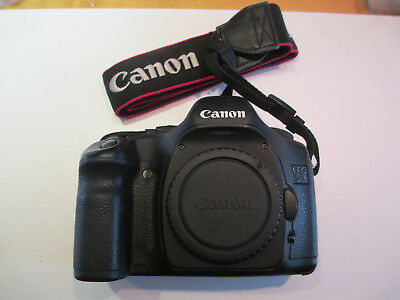 Canon EOS 5D W/charger & 6 batteries (Body Only)