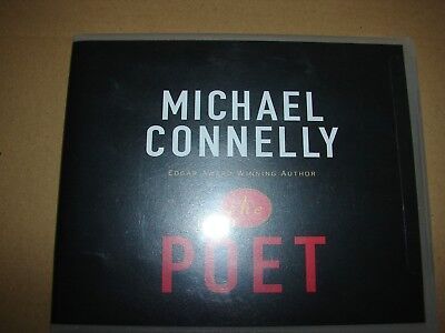 The Poet by Michael Connelly - CD Audio Book - NEW