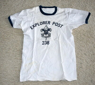 Boy Scout Post T Shirt - Explorer Post 238     *