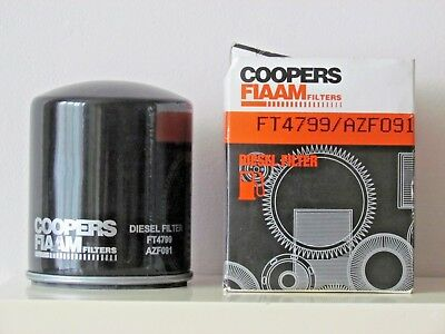 COOPERS FIAAM Filters -Diesel Filter FT4799 /AZF091